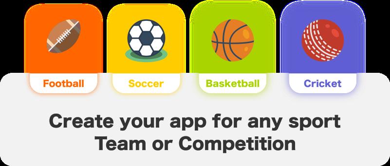 Minha equipe - Futebol - Futebol - Críquete - Aplicativo Esportivo - 3